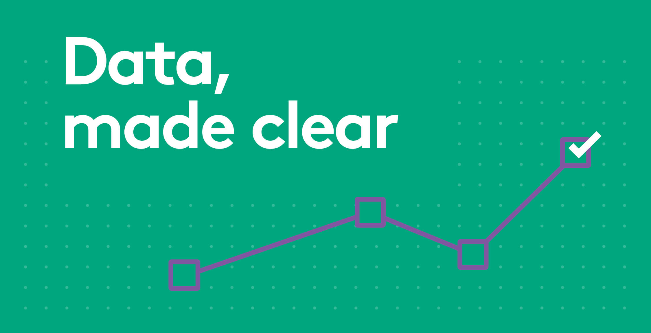 Creating clear insight from heavy data