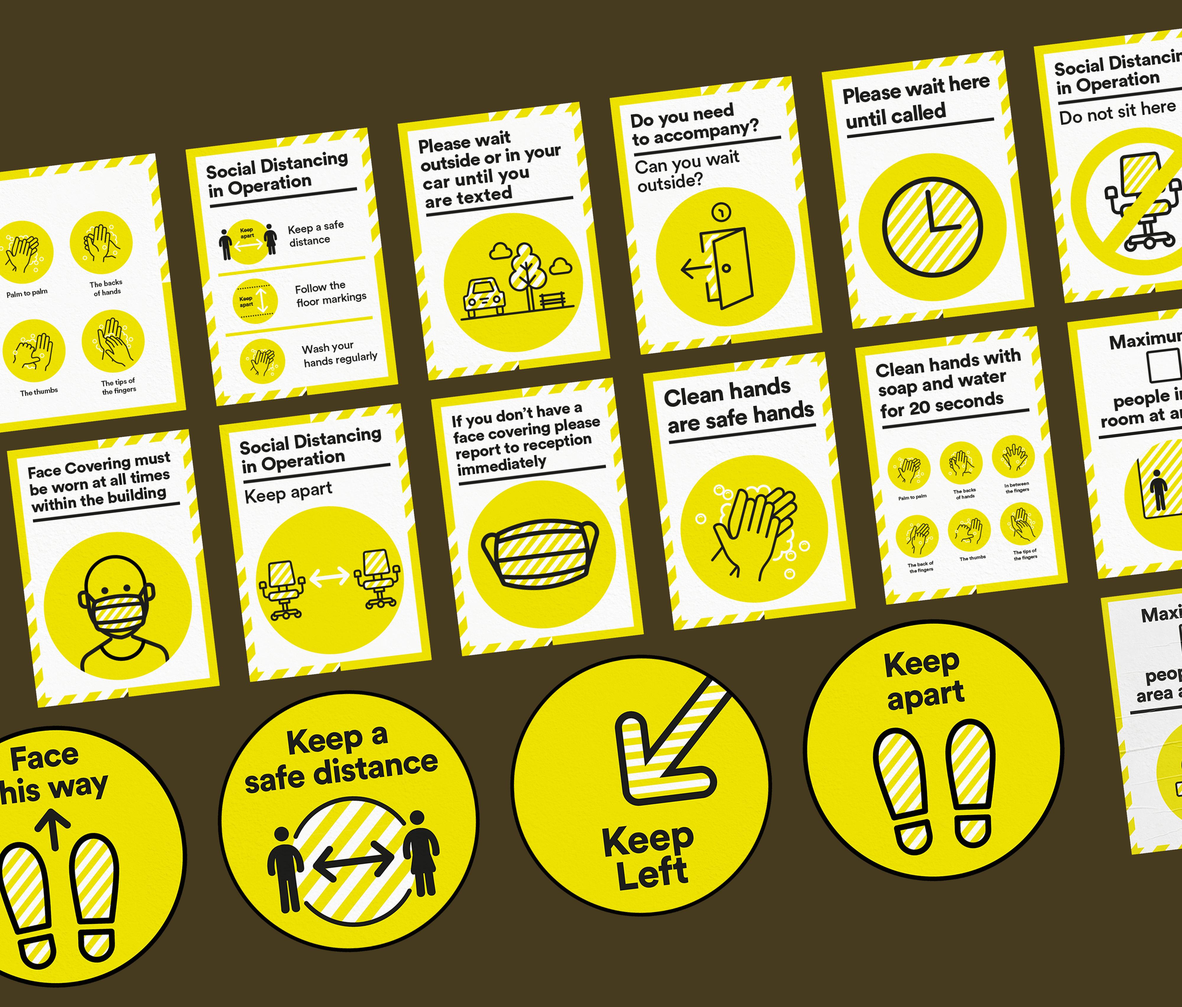 NHS-ESTATES-COVID-signage